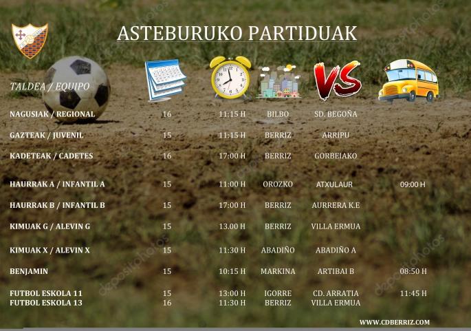 Microsoft Word - ASTEBURUKO PARTIDOAK.docx